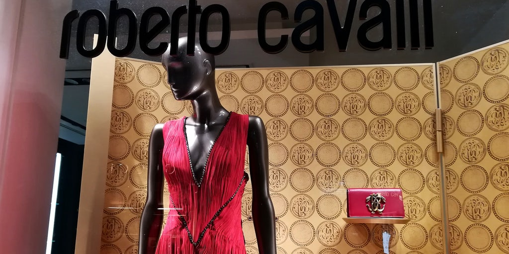 Roberto Cavalli Wins Court Approval for Sale to Dubai's Damac Founder