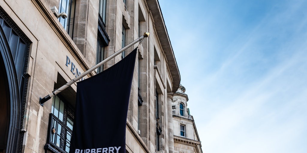Burberry Plans Ethical Luxury Investment