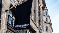Burberry store in Regent Street, London   Source: Shutterstock
