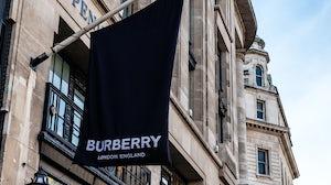 Burberry store in Regent Street, London | Source: Shutterstock