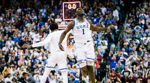 quality design a2530 bd856 Nike Inks Endorsement Deal With Basketball Star Zion ...