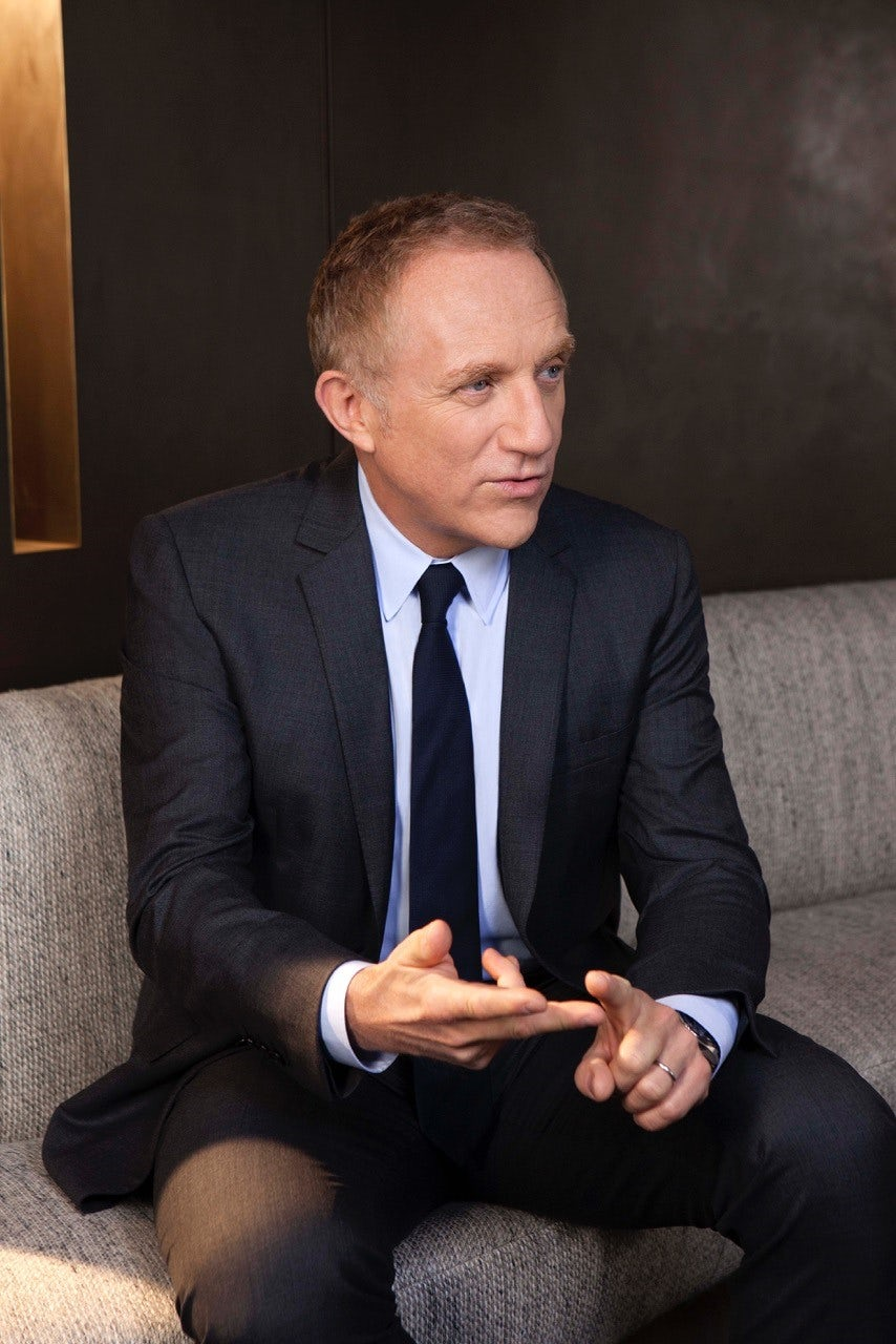 Kering Chief to Present Industry Sustainability Pact to G7