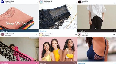 12552e06633e7 The Golden Age of Instagram Marketing Is Over | Intelligence, BoF ...