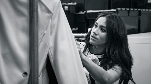 Meghan Markle's Vogue: When Activism Is More Fashionable Than