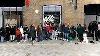 Milk Makeup's pop-up in London | Source: Courtesy