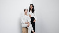 Chriselle Lim and Joan Nguyen are co-founders of Bümo | Source: Courtesy