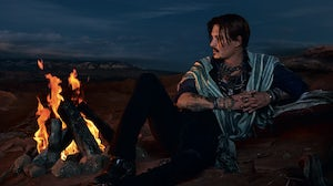 Johnny Depp stars in Dior's new Savauge ad. | Courtesy
