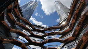 The Vessel at Hudson Yards | Source: Shutterstock