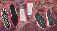 Rothys, Glossier and Allbirds | Source: Collage by BoF