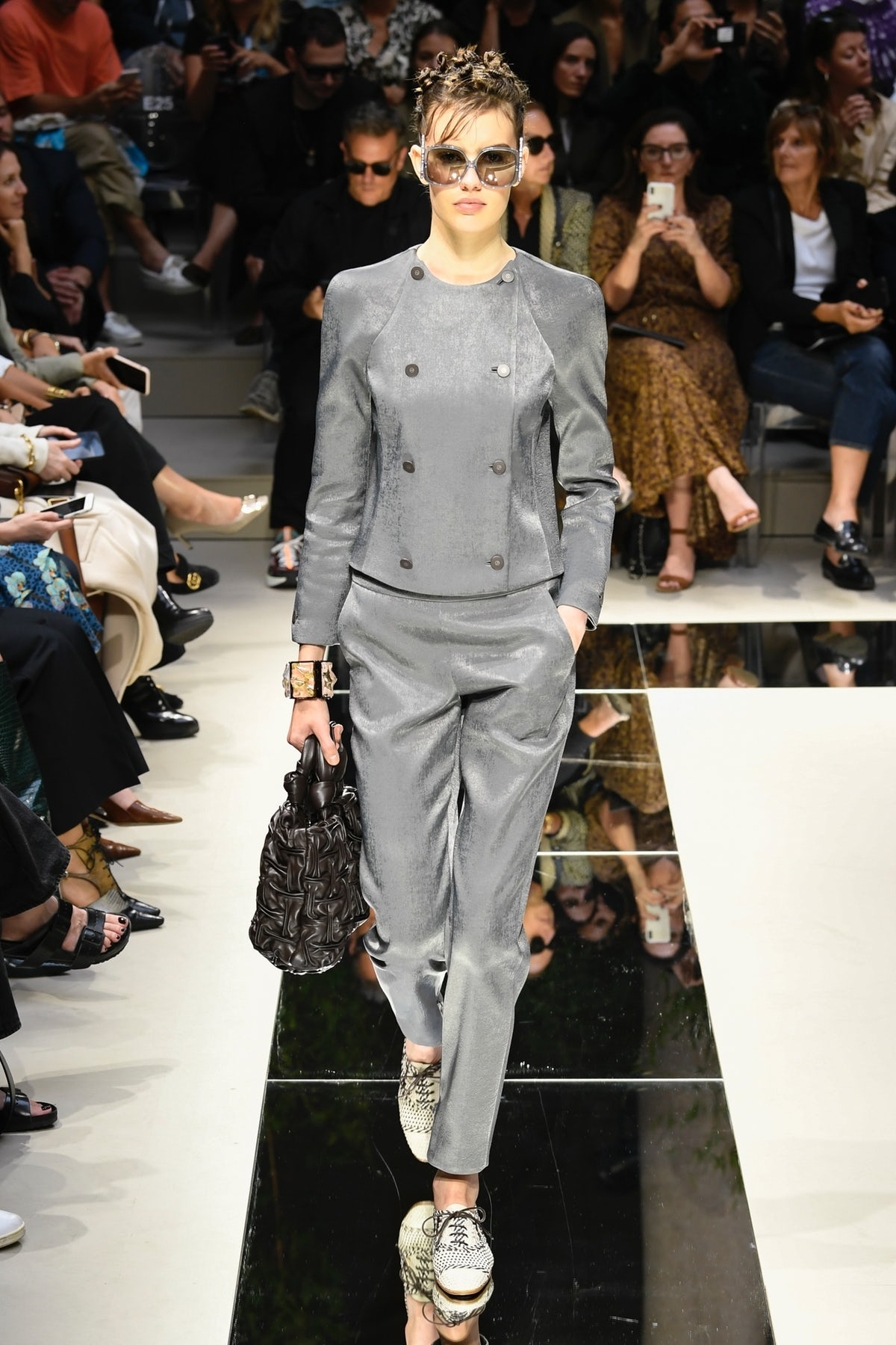 From Earth to Heaven at Giorgio Armani