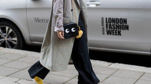 London Fashion Week street style | Source: Getty Images