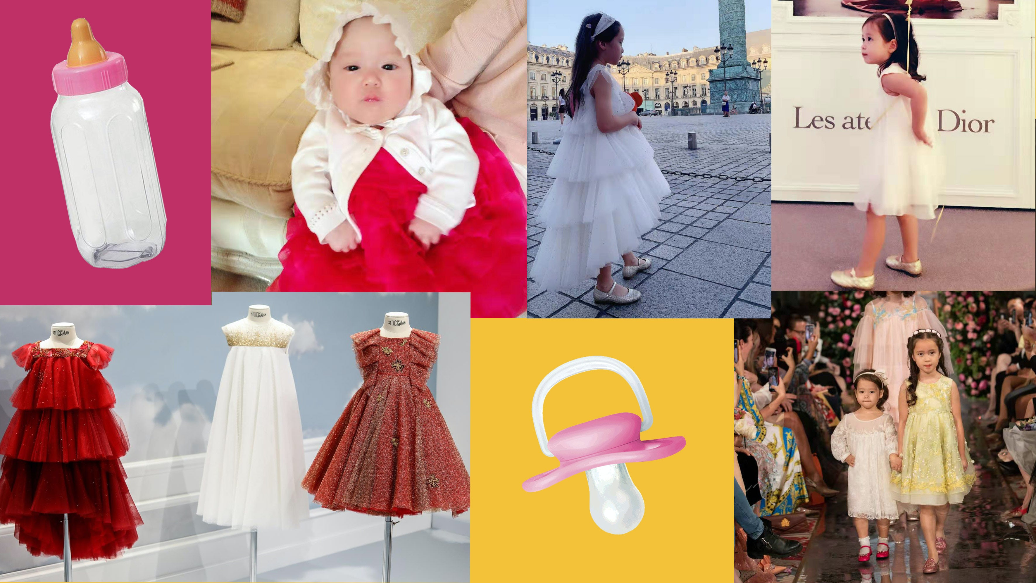 Yes, People Are Buying Couture for Babies. Here's Why.