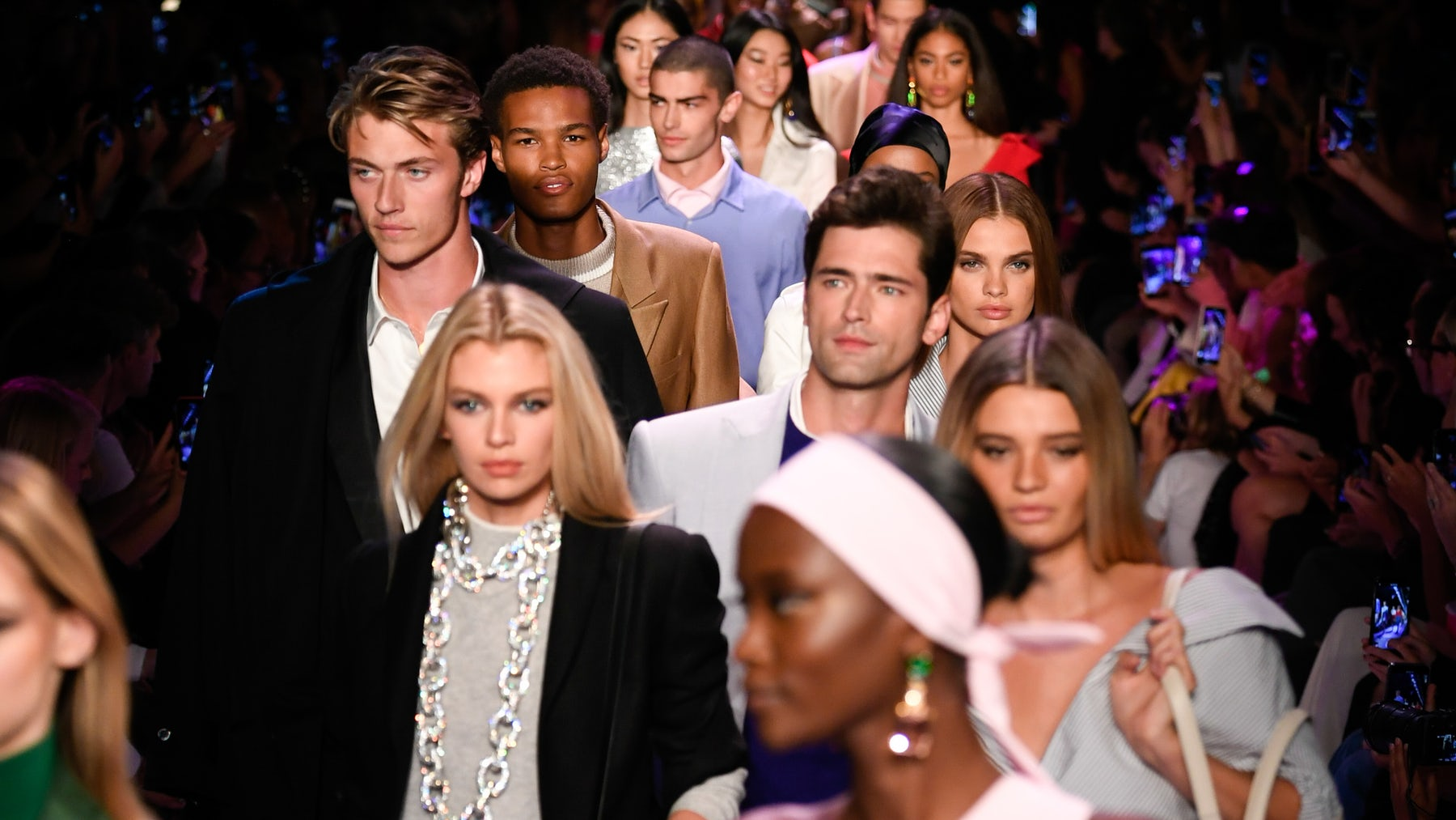 Two New York Showmen Question the Value of Approval at NYFW
