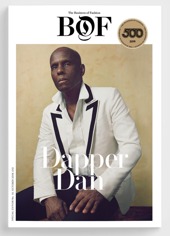 Dapper Dan | Photo by Kevin Trageser for BoF
