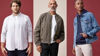 With its debut of its Uniform collection, Everlane is making a more aggressive push for the menswear market.   Source: Courtesy