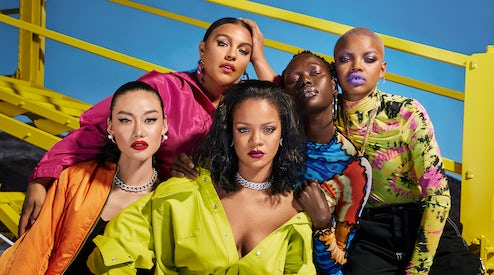 How Fenty Beauty Is Selling Cruelty-Free Products to China