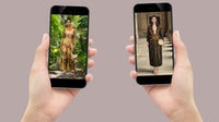 Fashion mobile game Drest lets users become stylists. | Collage by MC Nanda for BoF