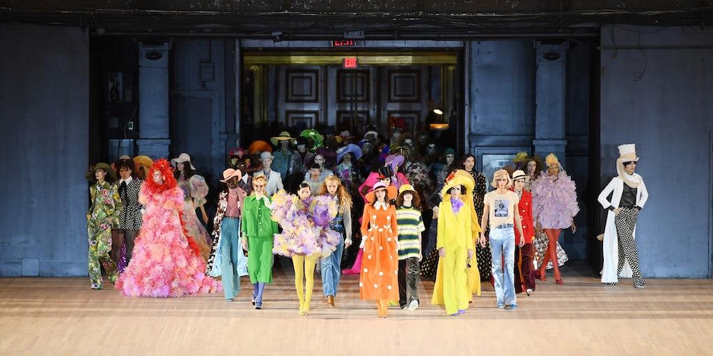 The Return of New York Fashion Week