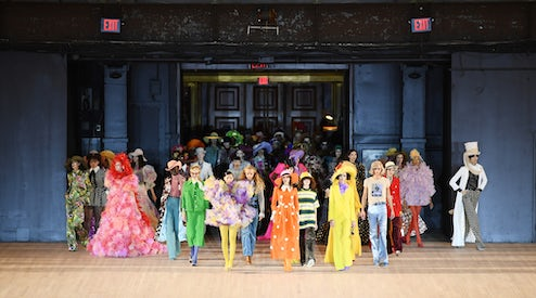 The Return Of New York Fashion Week Fashion Show Review Multiple Ready To Wear Spring 2020 Bof