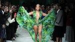 Article cover of Jennifer Lopez Wearing Versace's Jungle Dress Was Marketing Gold