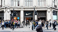Niketown in Oxford Circus | Source: Ed Walker for BoF