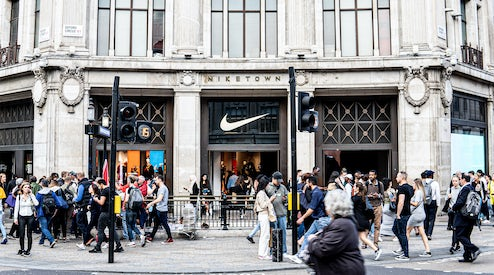 Extra microscópico Mentalmente  Nike Plans to Cut Jobs in Digital Push | News & Analysis | BoF