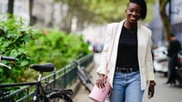 Nikki Ogunnaike, Style Director at Elle.com, by Tyler Joe | Source: Courtesy