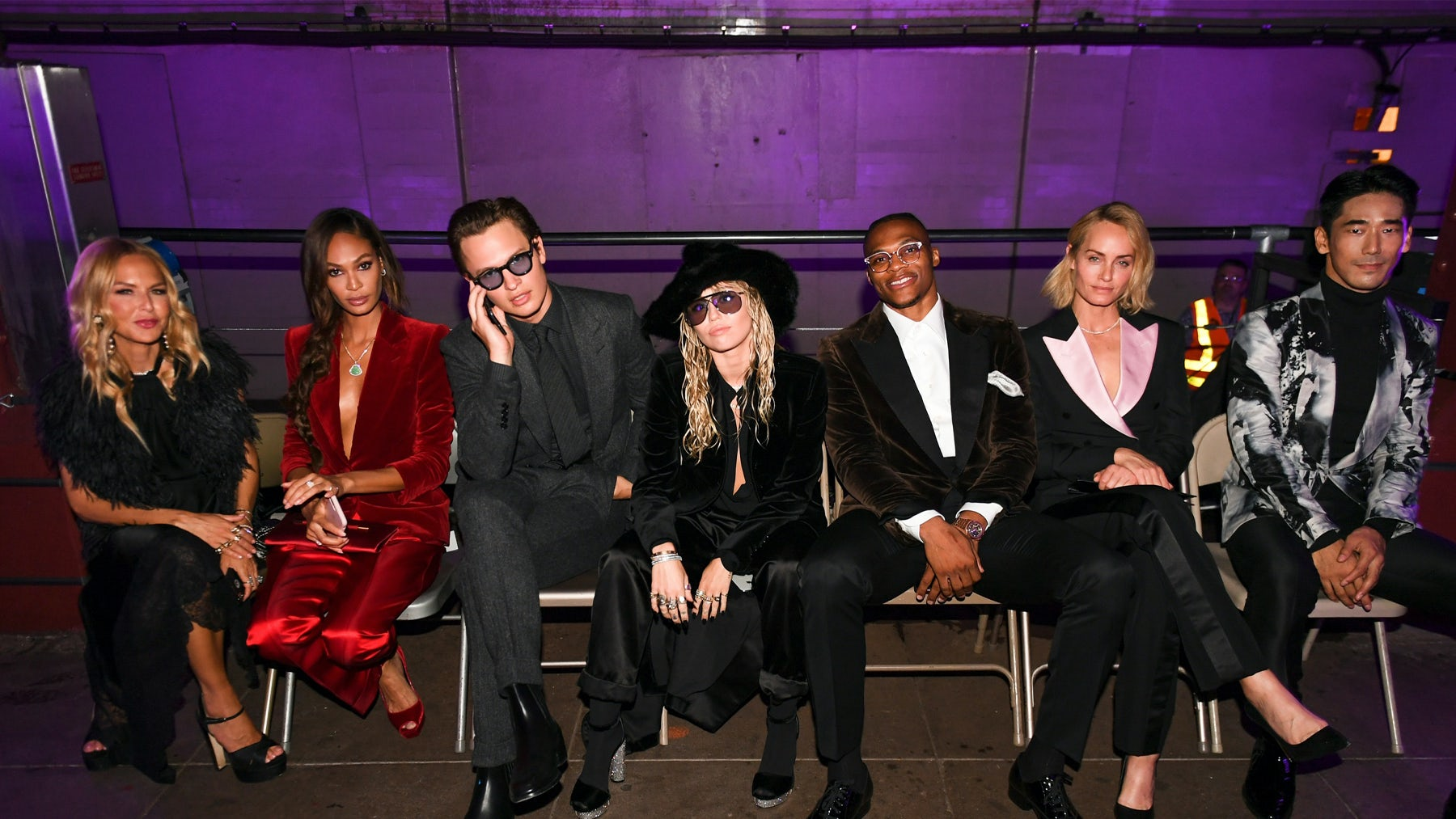 Tom Ford's Subway Story