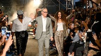 Law Roach, Tommy Hilfiger and Zendaya | Source: Courtesy