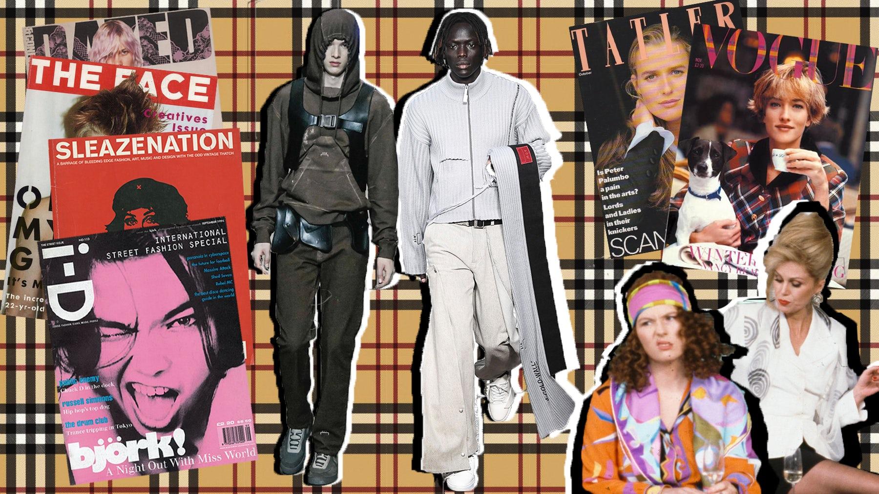 British Fashion Exploits, Celebrates and Fetishises the Working Class. Here's Why.