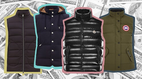 best service d1c7f 7b614 How the Puffy Vest Became a Symbol of Power   Intelligence   BoF