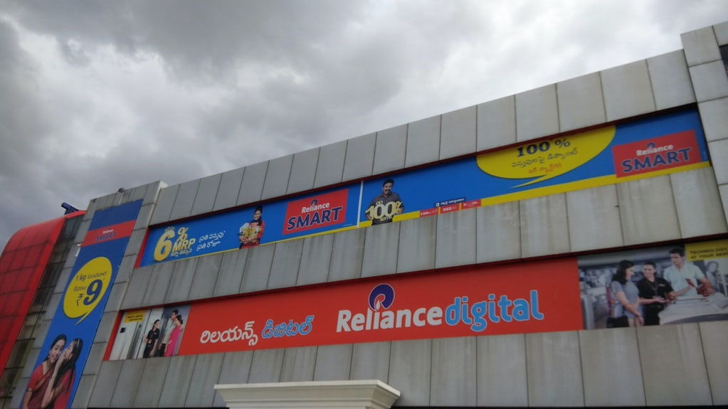 India's Reliance Targets More Retail Acquisitions Abroad