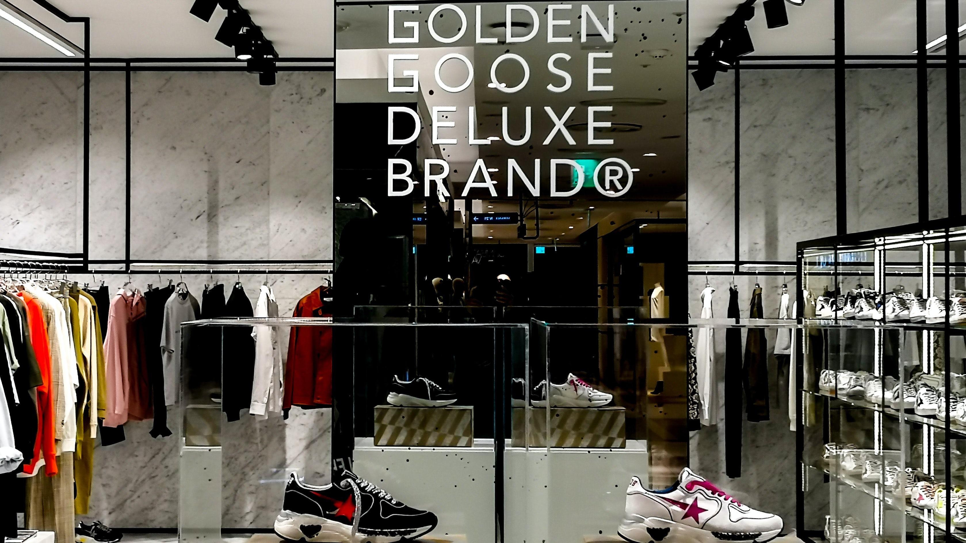 Shoe Brand Golden Goose