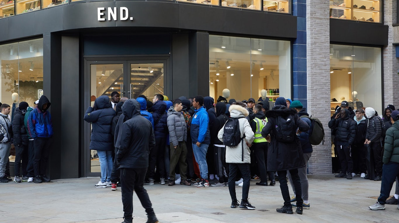How London's Soho Became a Mecca for Selling Fashion to Millennials