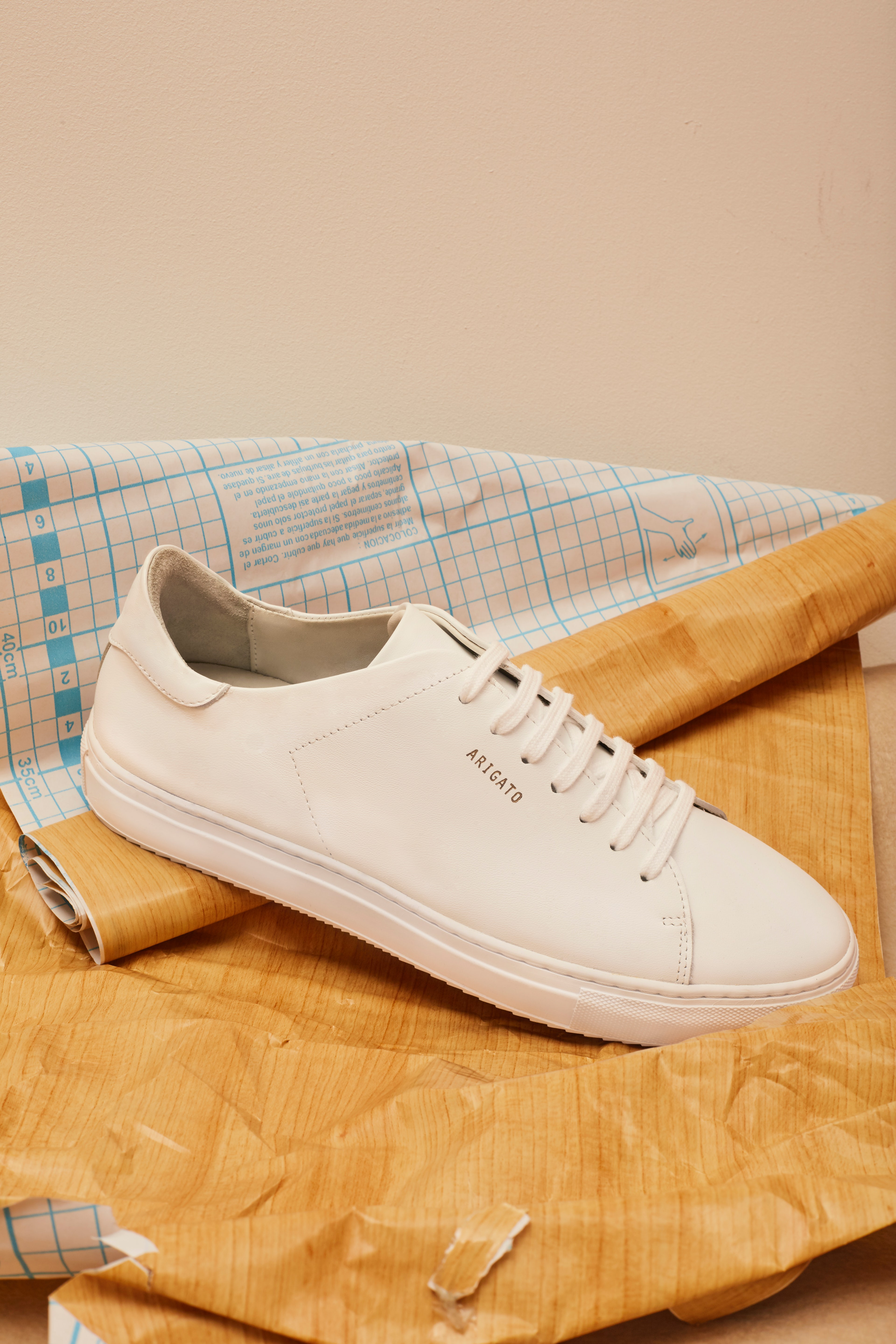 The Big Business of White Sneakers