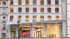 The Dior store on the Champs Elysées   Source: Courtesy
