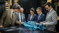 Vitale Barberis Canonico has been at the forefront of Biella's rich textile manufacturing history for centuries | Source: Courtesy