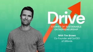Drive Season 2, Episode 1: Tim Brown on Allbirds' Sustainable Footwear Revolution