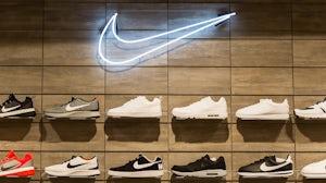 Nike旗舰店 | 图片来源:Shutterstock