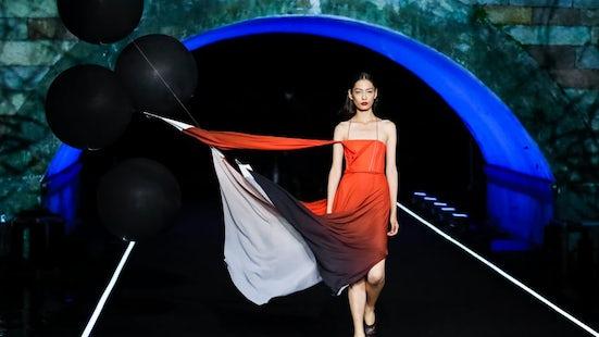 TMF fashion show | Source: Courtesy
