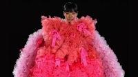 Tomo Koizumi Spring/Summer 2020 at Rakuten Fashion Week Tokyo | Source: Courtesy