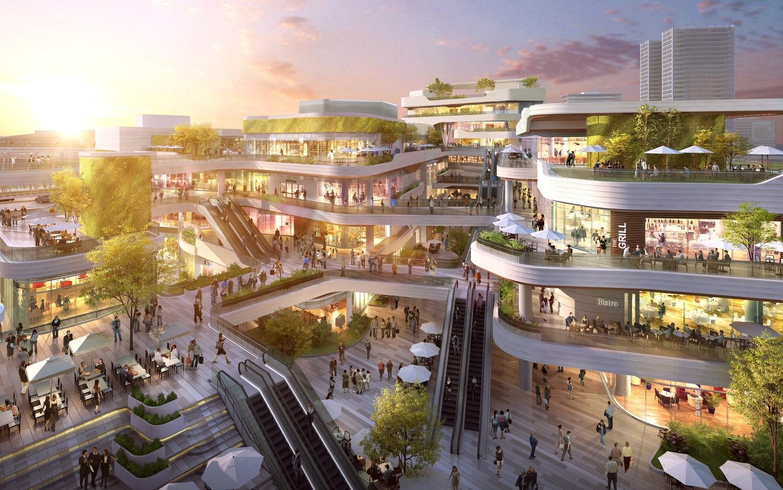 Is Suburbia China's Next Retail Gold Mine?