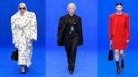 Balenciaga Spring/Summer 2020 | Source: INDIGITAL.TV