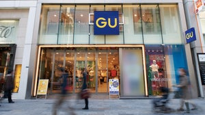 GU Store | Source: Fast Retailing Co. media library