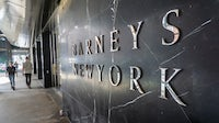 Barneys fate is unclear | Source: Shutterstock