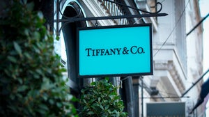 Tiffany & Co. store sign | Source: Shutterstock