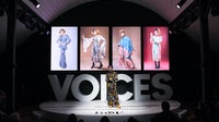 Alok Vaid-Menon speaks during #BoFVOICES | Source: Getty Images for The Business of Fashion