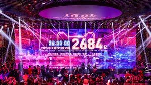 Alibaba's Singles Day once again broke sales records | Source: Courtesy