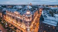 DLT in St. Petersburg | Source: Courtesy