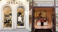 Versace and Michael Kors are both owned by Capri Holdings | Source: Shutterstock